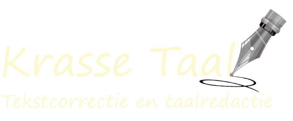 Krasse Taal